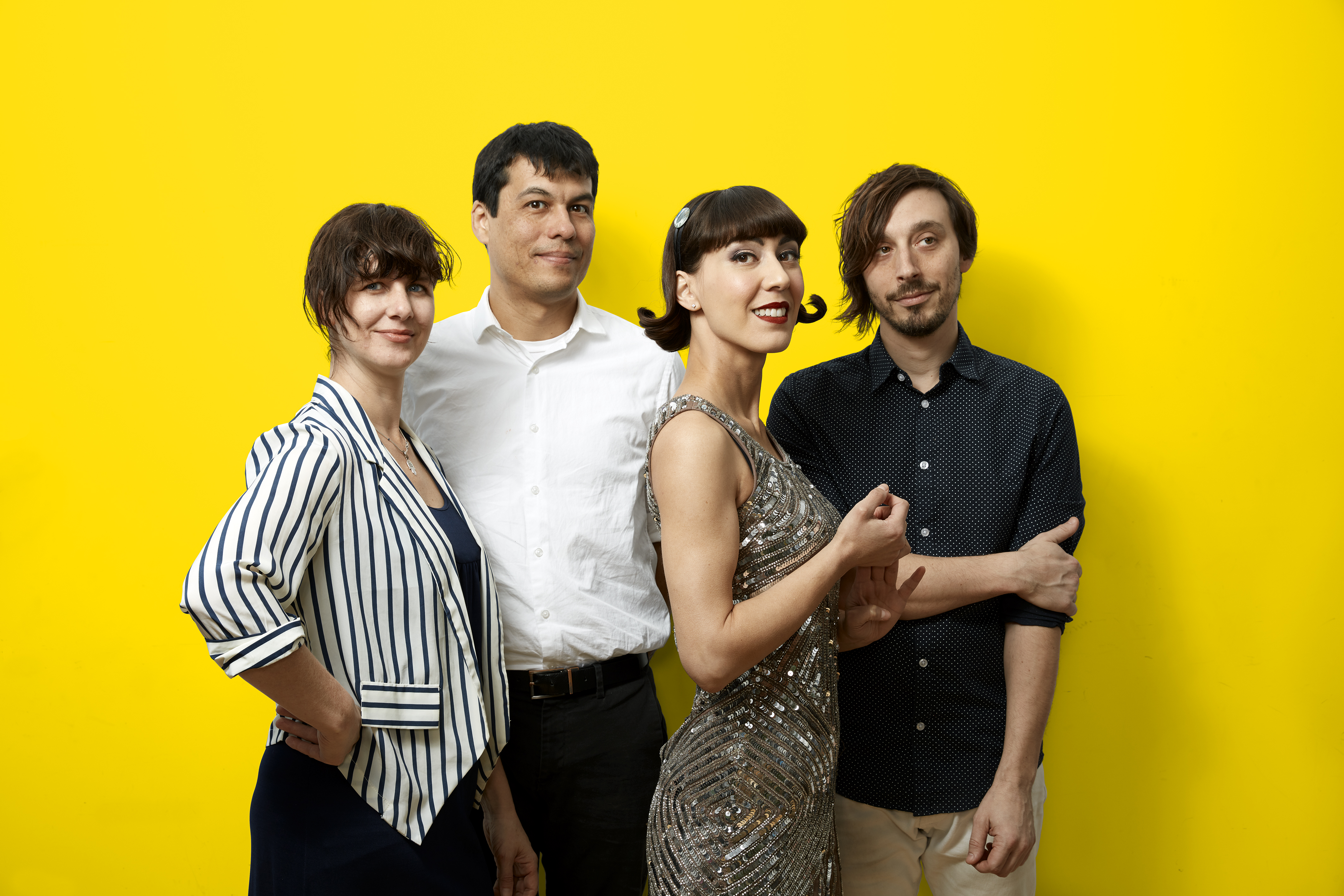 The Octopus Project Mirrors